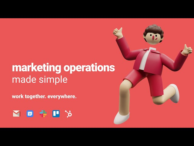 How to manage marketing operations from Gmail