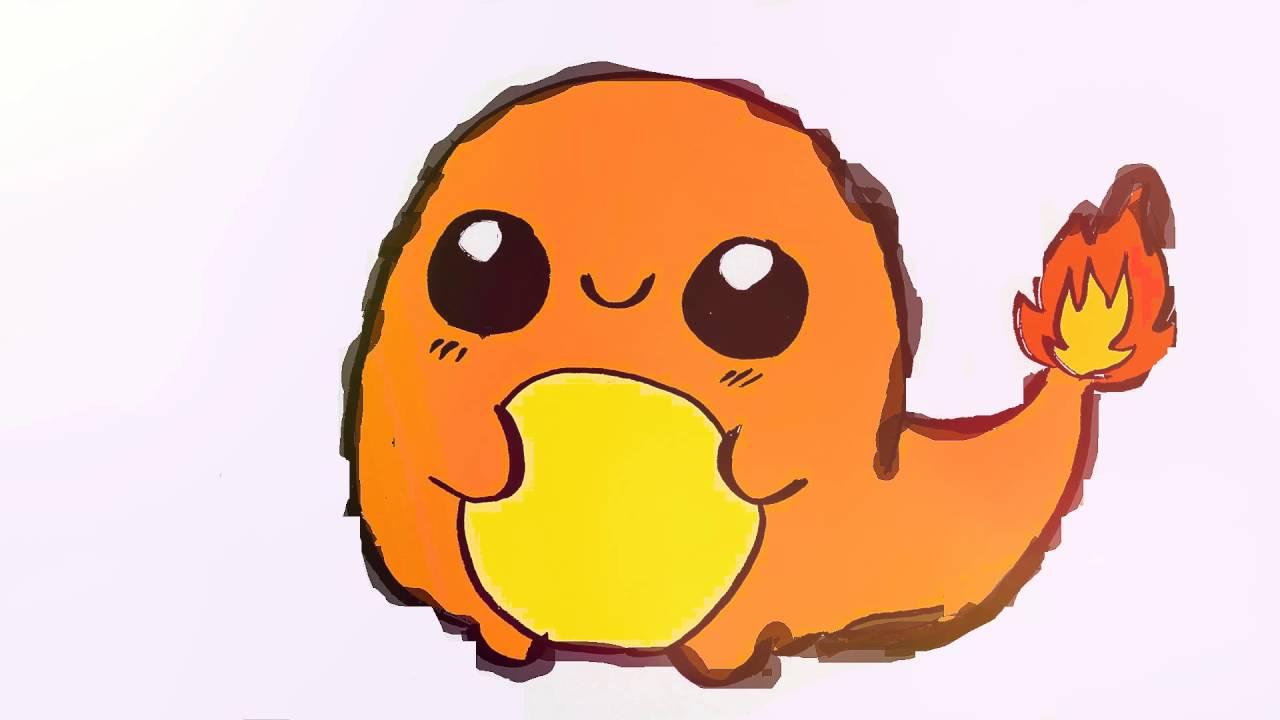 Top 12 Mejores Dibujos De Pokemon Kawaii Youtube