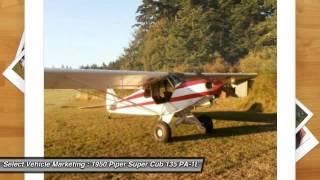 1950 piper super cub 135 pa 18 sd6138gm148