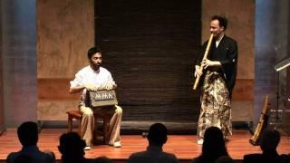 Repeat youtube video Harmonic Bamboo for Shakuhachi and Overtone Singing