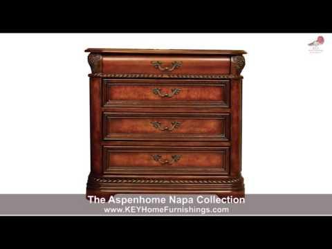 aspenhome-napa-bedroom-collection- -portland- -key-home-furnishings