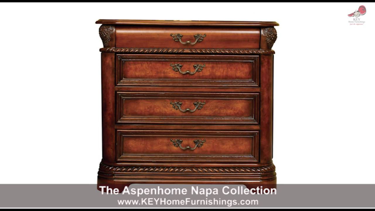 Superior Aspenhome Napa Bedroom Collection | Portland | KEY Home Furnishings    YouTube