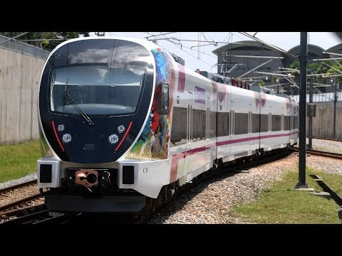 Six new ERL trains to increase capacity by 50%