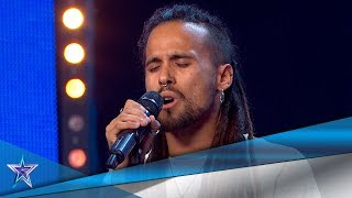 ¡Este CANTANTE convence a los JUECES con su GRAN VOZ! | Audiciones 7 | Got Talent España 5 (2019)