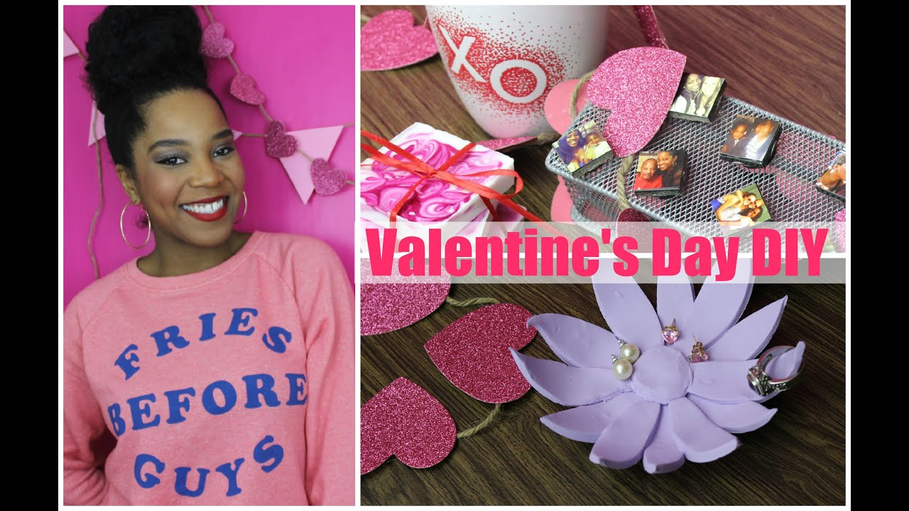 DIY Valentine's Day Gift Ideas l Quick and Easy