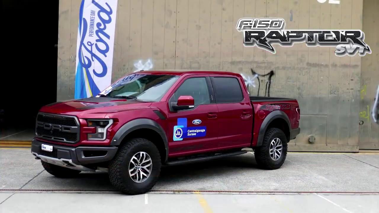 2017 Ford Raptor Engine >> 2017 Ford Raptor Engine Start With The Key