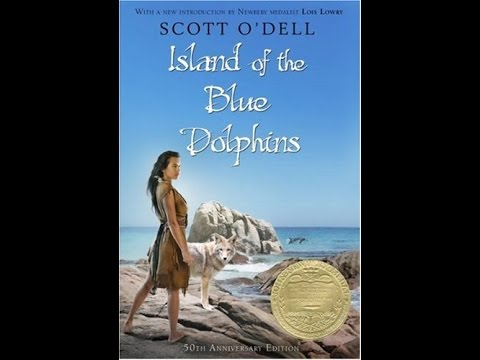Island of the Blue Dolphins, by Scott O'Dell (MPL Book ...
