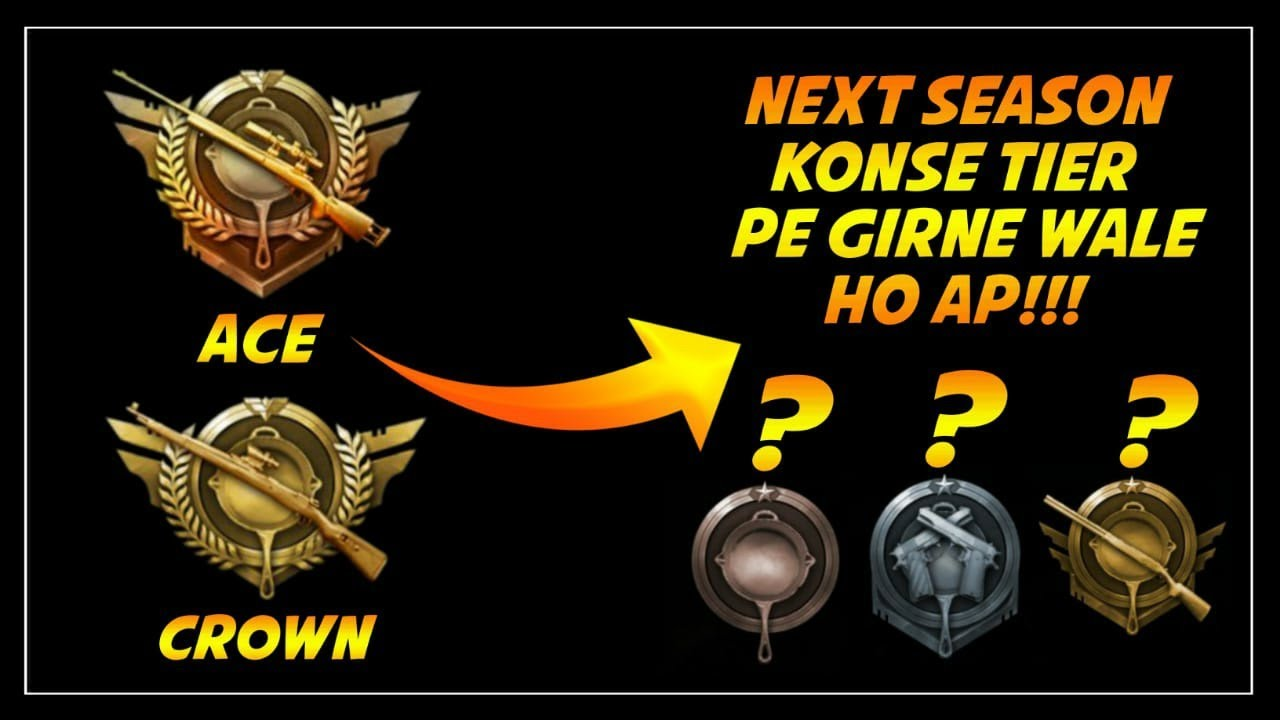 Cheak your Season 8 Rank in Pubg Mobile | Tips For next Season Rank Push | Gamer Nilu