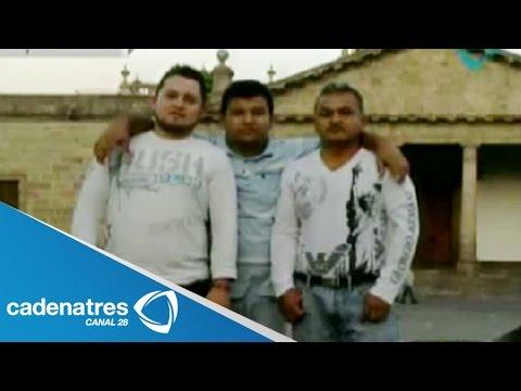 Desaparecen en Nuevo Laredo 2 integrantes de la familia Castillo Herrera / Contacto 28