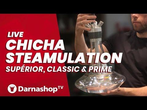 Steamulation Prime Mini vidéo