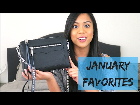 January Favorites 2017  NICOLEPATROL