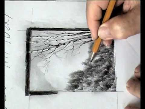 Kresleni Tuzkou O Neco Zrychlene Video Drawing Pencil