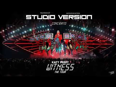 Katy Perry - Witness The Tour (Studio Concert) Ft. KP Television | Katycats in Action
