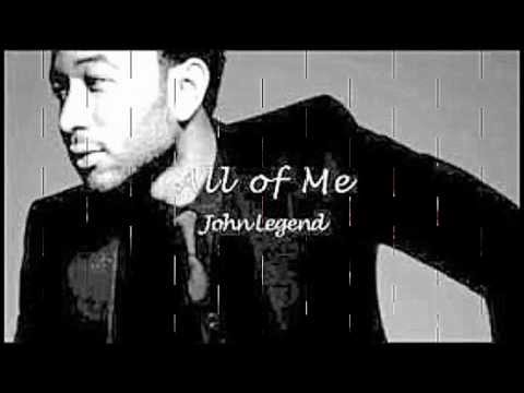 All Of Me - John Legend (Tiesto's Birthday Treatment Mix) Subtitulada En Español