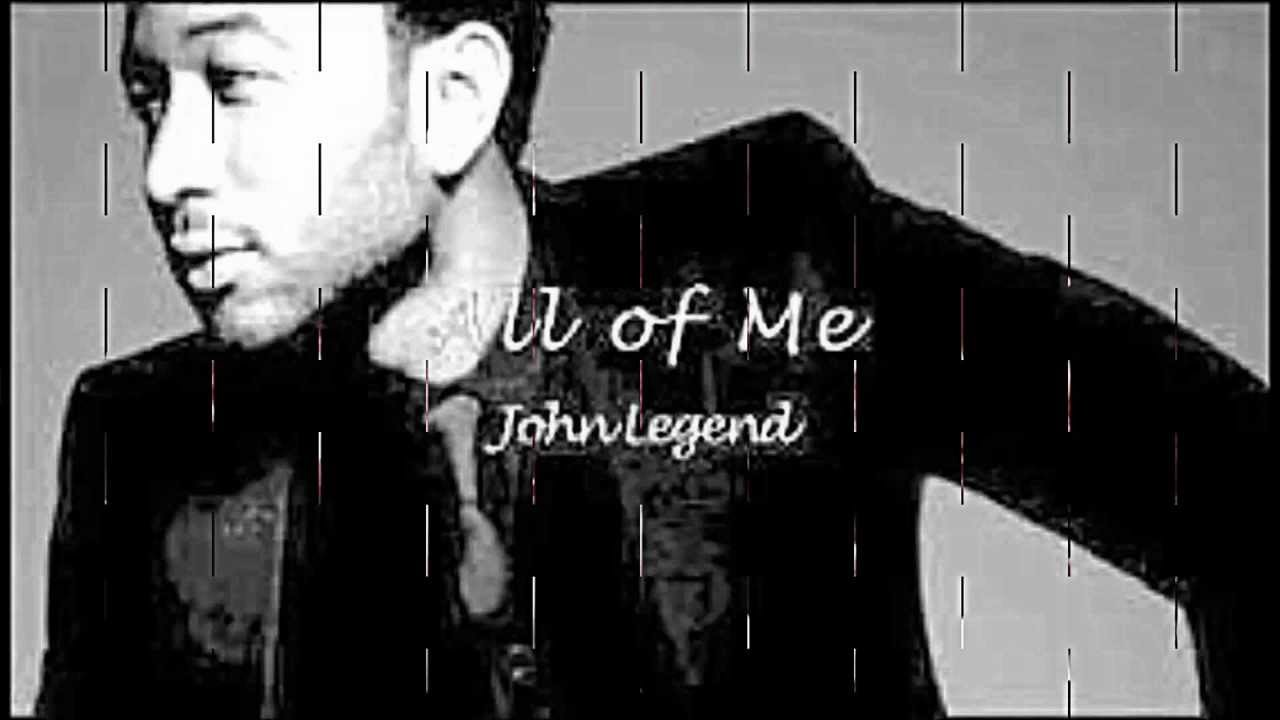 All Of Me - John Legend (Tiesto's Birthday Treatment Mix ...