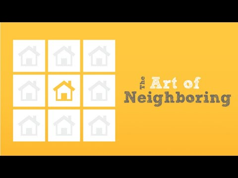 Art of Neighboring: Time Barrier, Part 3 with Bob Nolt at East Petersburg Mennonite Church