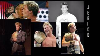 Chris Jericho Break The Walls Down Theme wtih Live Arena Effect +Pyro *HD*