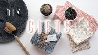 DIY Christmas gifts // handmade presents that anyone will love