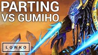 StarCraft 2: PartinG vs GuMiho!