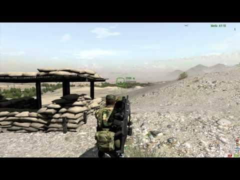 Surprise Rocket attacks Arma 2 Wasteland