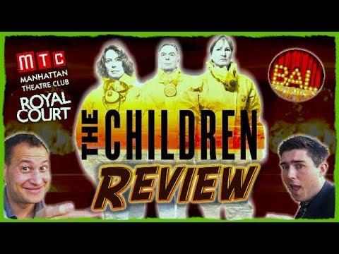 The Children review Royal Court Theatre London Samuel J Friedman Theatre Broadway