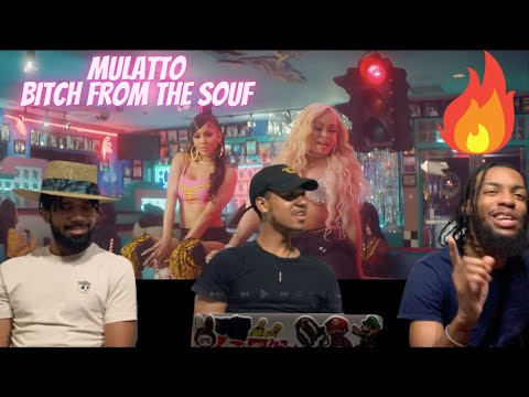 Mulatto – B*tch From Da Souf (Remix) (Official Video) ft. Saweetie & Trina Reaction!!!