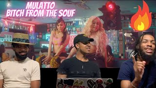 Mulatto - B*tch From Da Souf (Remix) (Official Video) ft. Saweetie & Trina Reaction!!!