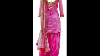 latest patiala dress