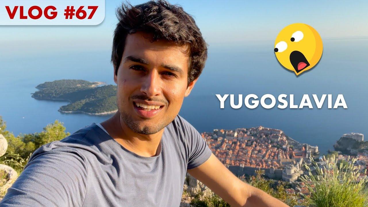 Travelling to Former Yugoslavia |Dhruv Rathee Vlogs