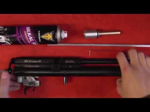 Logun Axsor Altaros airgun PCP pressure regulator for BSA bucaneer