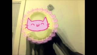 Cat goddess processing