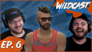 Moo Snuckel on the early days of YouTube and family life... | WILDCAST Ep. 6 ft. @Moo