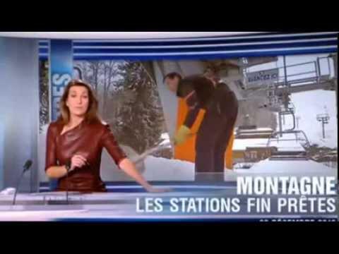Cecile de menibus on french radio - 2 part 5