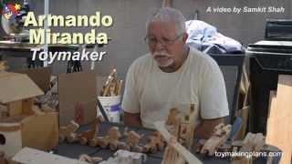 Armando Miranda Wood Toymaker