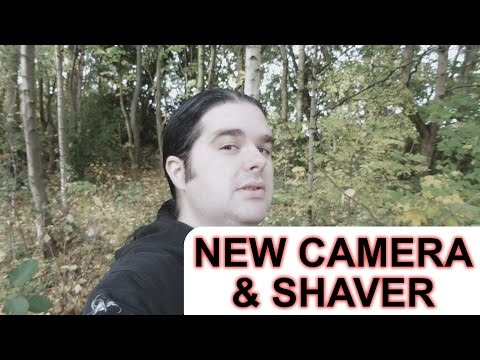 New Camera & Shaver - MixtLupus VLogs