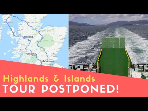 Planned Scottish Highlands And Islands Tour Postponed | Updates