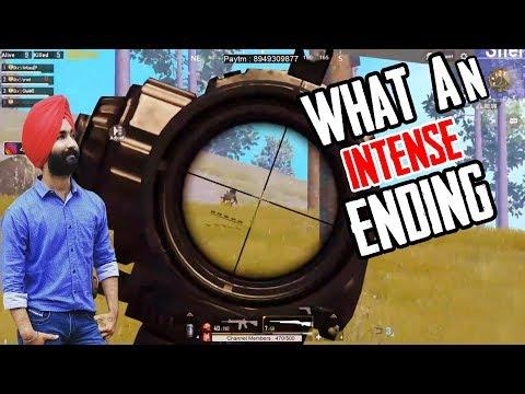 Less Kills But Intense Gameplay - PUBG MOBILE | 26 Total Kills | MS is Op