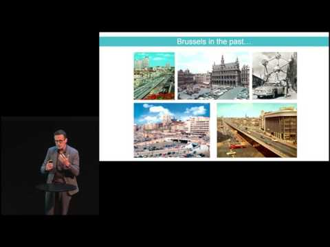 FutureBuilt 2016 - Brussels. From a city for cars to a city for people