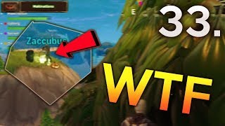 THE ROCKET SURFING BUG - Fortnite Battle Royale WTF & Funny Moments Episode. 33