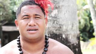 Tongan Village June 2015