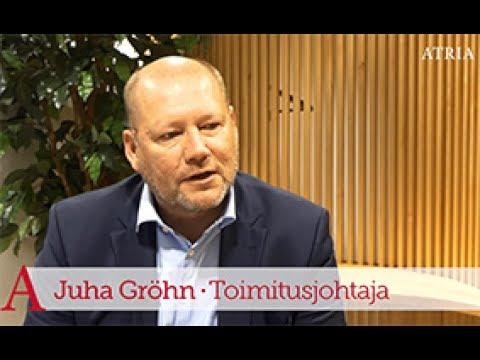 Atria Oyj: Puolivuotiskatsaus 1.1.-30.6.2017