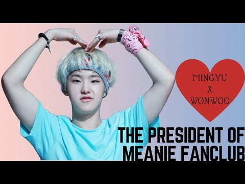 THE PRESIDENT OF MEANIE FANCLUB