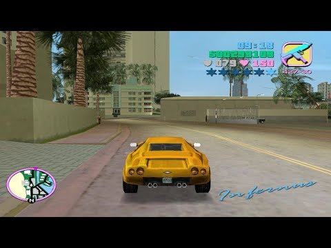 Starter Save - Part 14 - GTA Vice City PC - Complete Walkthrough - Achieving 44.81%