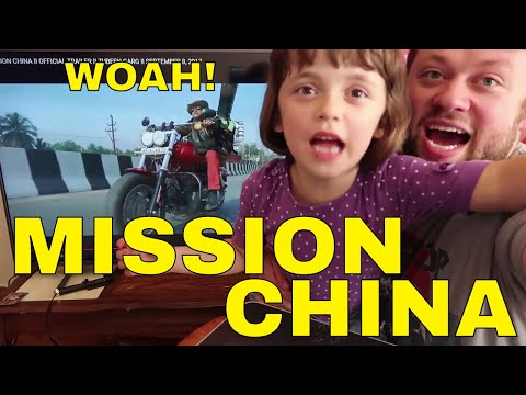 MISSION CHINA Trailer Reaction!!!