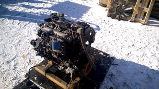 Запуск двигателя D4Al(Автобус/Легковой/Грузовик/ Hyundai: Grace - D4BF D4BA D4BX.С электронным ТНВД, с механическим ТНВД. Starex - D4BH D4BB D4BF D4CD 145..., 2016-03-08T01:01:26.000Z)