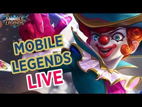 Kejar Apa Yang Mesti Dikejar - Mobile Legends Indonesia Live