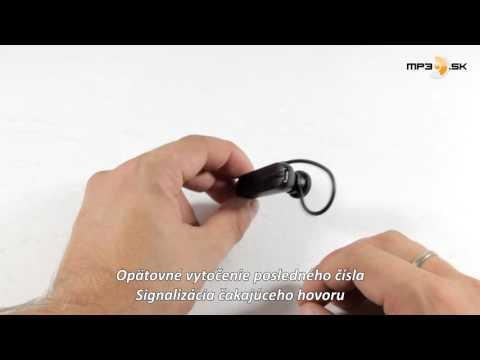 Bluetooth Headset, Jabra BT2046  - MP3.sk video