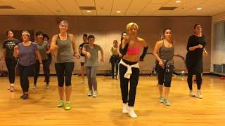 """jaleo"" Nicky Jam And Steve Aoki - Dance Fitness Workout Valeo Club"