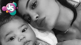 Kylie Jenner ERASES Evidence Of Baby Stormi's Fathers Identity | JS