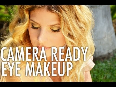 Camera Ready Eye Makeup with Mr. Kate